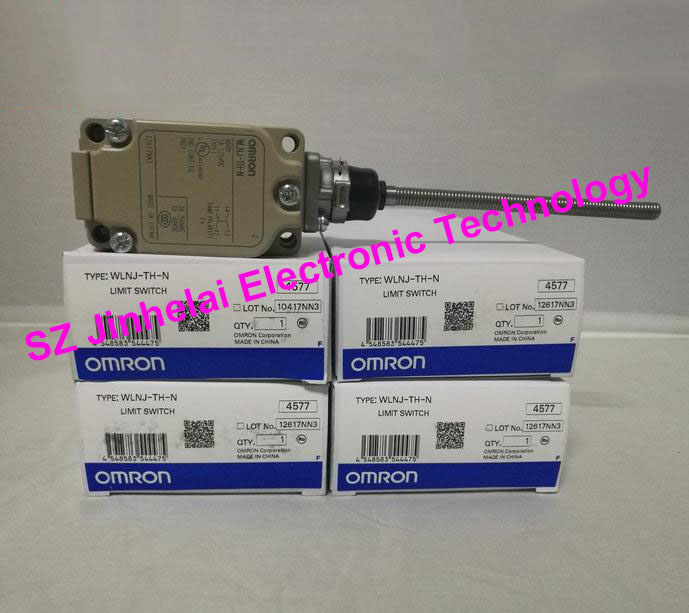Authentic original OMRON LIMIT SWITCH WLNJ-TH-N