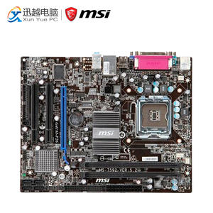 MSI G41M-P28 OverClocking Center Driver Windows 7