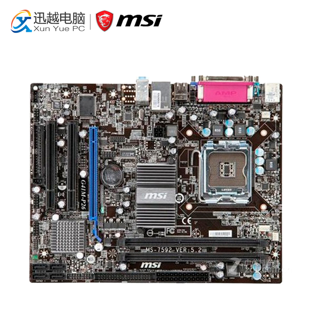 DRIVERS UPDATE: MSI G41M-P26 MOTHERBOARD