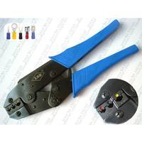 Трещотка терминал обжимные инструменты/плоскогубцы для обжима изолированный терминал и разъем 0 5-6 мм2 LS-30J