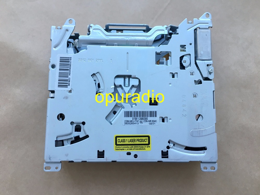 Opuradio CD mechanism CDM M6 4.7/41 drive loader Laufwerk for BMNW CCC E60 E61 6583 9 185 524 01 Car CD navigation systems-in Car CD Player from Automobiles & Motorcycles    1