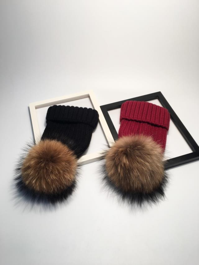 winter hats for women pom pom hat  (5)