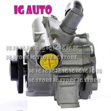 Power Steering Pump For Mercedes W211 S211 E200 E220 E270  W163 ML270 0044661201 0044661301 0034660001 0034660101 0024669401