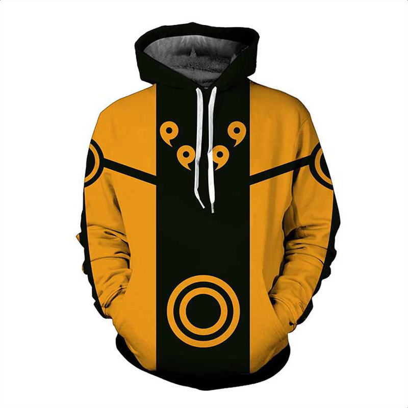 2018 Kassidy s moletom do naruto Style Mew Cool Sweatshirt Hoodies Men Women 3D Print Funny