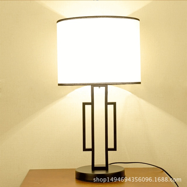 Tuda 30x565cm free shipping modern chinese style table lamp for tuda 30x565cm free shipping modern chinese style table lamp for bedroom bedside living room aloadofball Image collections