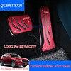 QCBXYYXH 2pcs Lot Car Styling Car Throttle Brakes Foot Pedals For Mazda CX 5 2017 2018