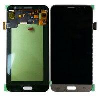 10Pcs Lot 20Pins LCD Display Touch Screen For Samsung Galaxy J3 2016 J320 J320A J320F J320M