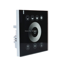 Free Shipping Dimmable Light Switches In DC12 24V For Home Lights Decoration Hotel Room Lights
