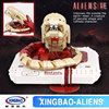 Xingbao 04002 830Pcs Genuine Creative Movie MOC Series The New Alien Set Children Legoinglys Building Blocks