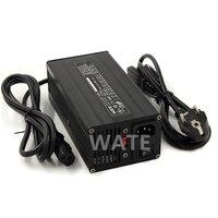 67,2 V 5A зарядное устройство 60 V 5A литий-ионное зарядное устройство для 16 S 60 V литиевая аккумуляторная батарея быстрое зарядное устройство 110 V/...
