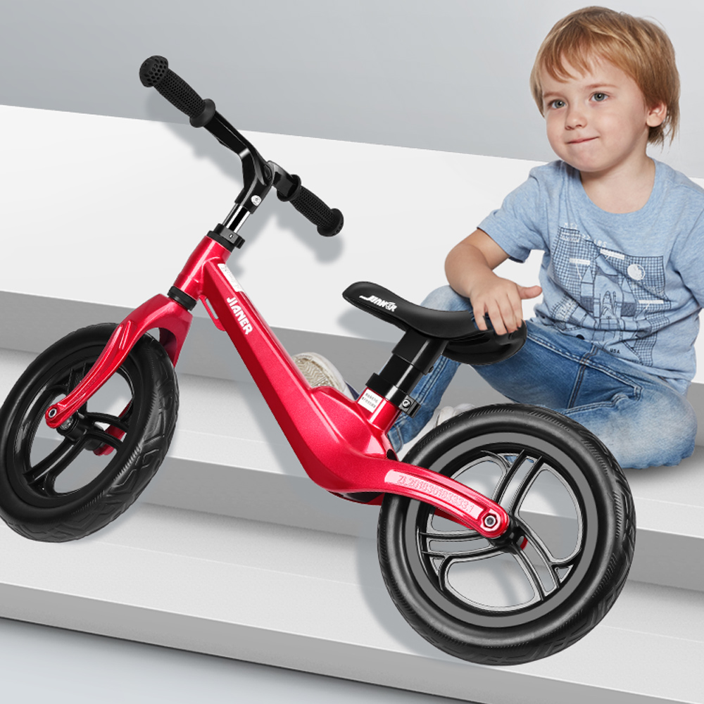 Children Balance Bikes Scooter Baby 2-5years Scooter No Foot Pedal Driving Bike Gift for Infant Magnesium alloy 2.2kg