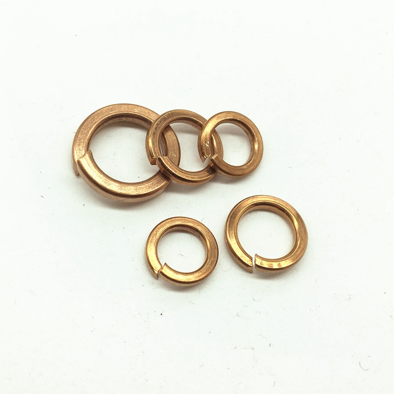 Hch-furniture Connector Half Moon Nuts Spacer Washer Bronze Tone 20pcs Bag Parts & Accessories