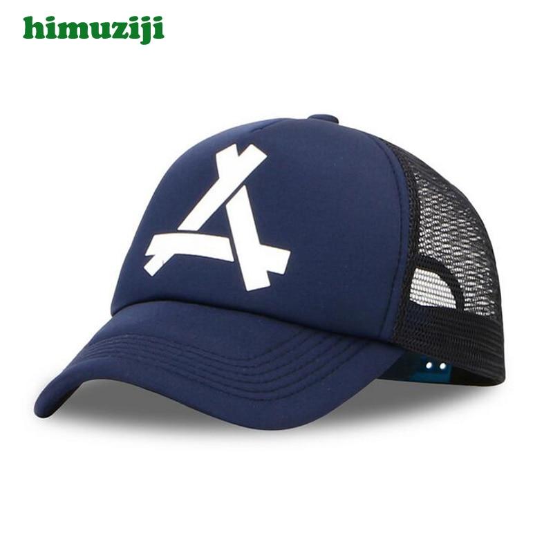 New Summer Baseball Cap Mesh Golf Cap Snapback Hat Fashionable Polo Sports Hiphop Trucker Hat God Men Women Cap