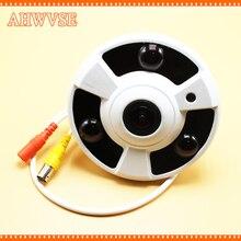 AHWVSE 5MP 1.7mm Fisheye Lens AHD 720P/960P/1080P Indoor Dome CCTV Camera Security AHD Camera 360 Degree