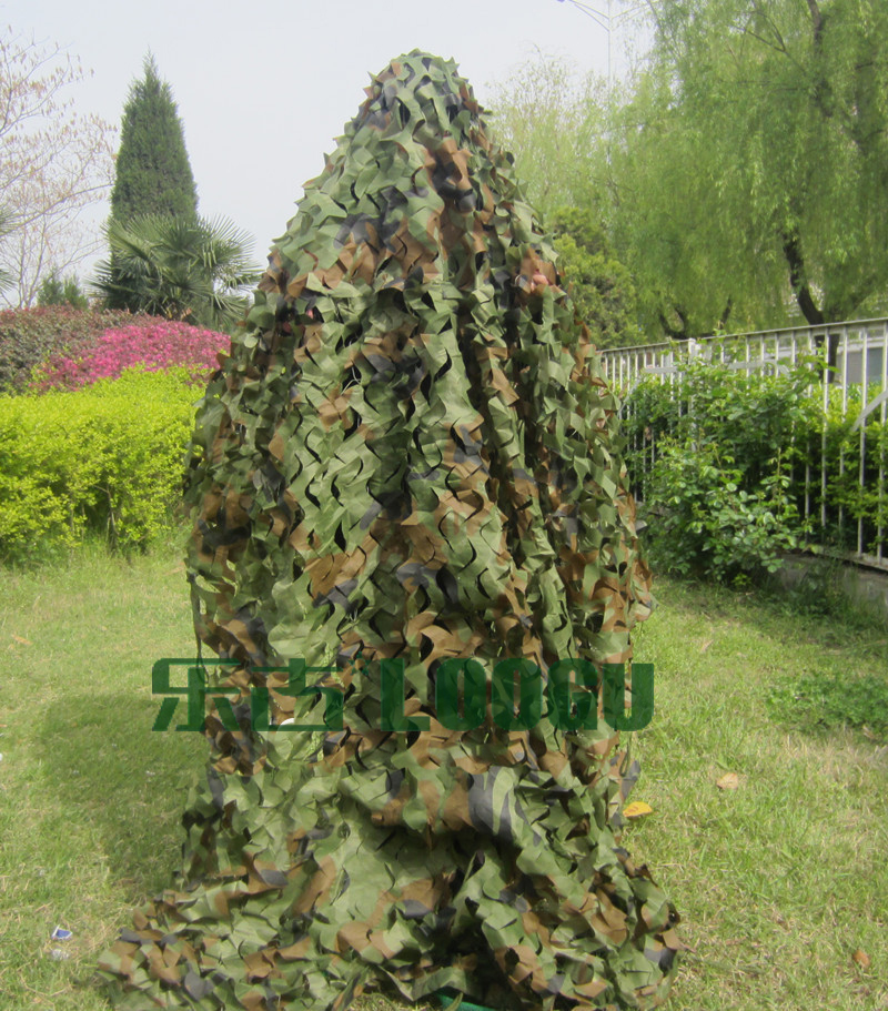 VILEAD 9 Colors 2M*8M hunting Camouflage Netting Camo net for camping shelter sun shelter outdoor tent greenhouse garden tent