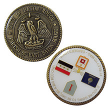 Factory direct souvenirs metal coins custom double-sided zinc alloy coin