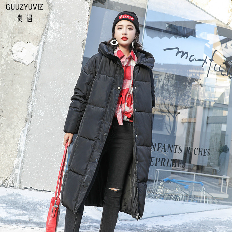 Femmes green white Parka À D'hiver Black Manteau Zipper Casual Chic Coton Veste Guuzyuviz Capuche Overwear gray red 2018 Outwear Steetwear Longue 5fwqUWp