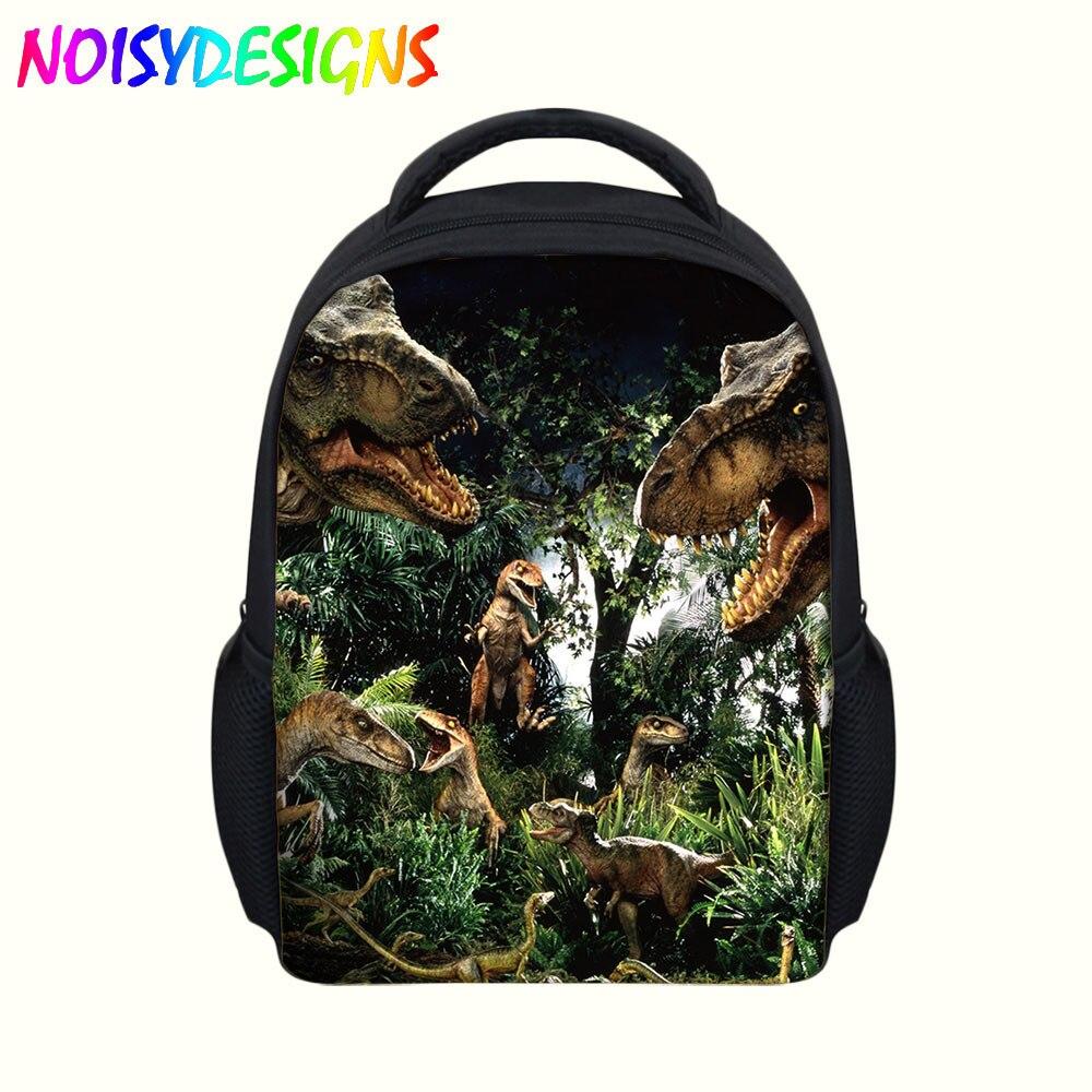 8f1fd4c45b Jurassic World Boys Girls Backpack Multifunction Unisex Backpacks Child  Animals School Bags for children mochila escolar rugzak