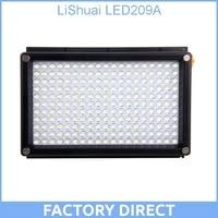 LiShuai светодиодный 209A 209A 209 светодиодный Камера Видео Освещение Свет лампы для видеокамеры DSLR