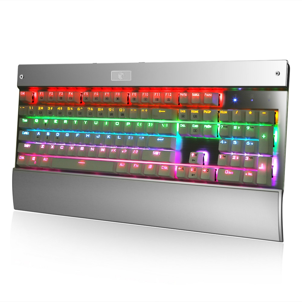 New Arrival Rainbow Backlit Chroma Mechanical Gaming Keyboard with Programmable Keys Anti-Ghosting Feature and LED Backlit liquid car covers for interiors super hydrophobic car seat and leather self cleaner water repel nano coating sofa upholstery