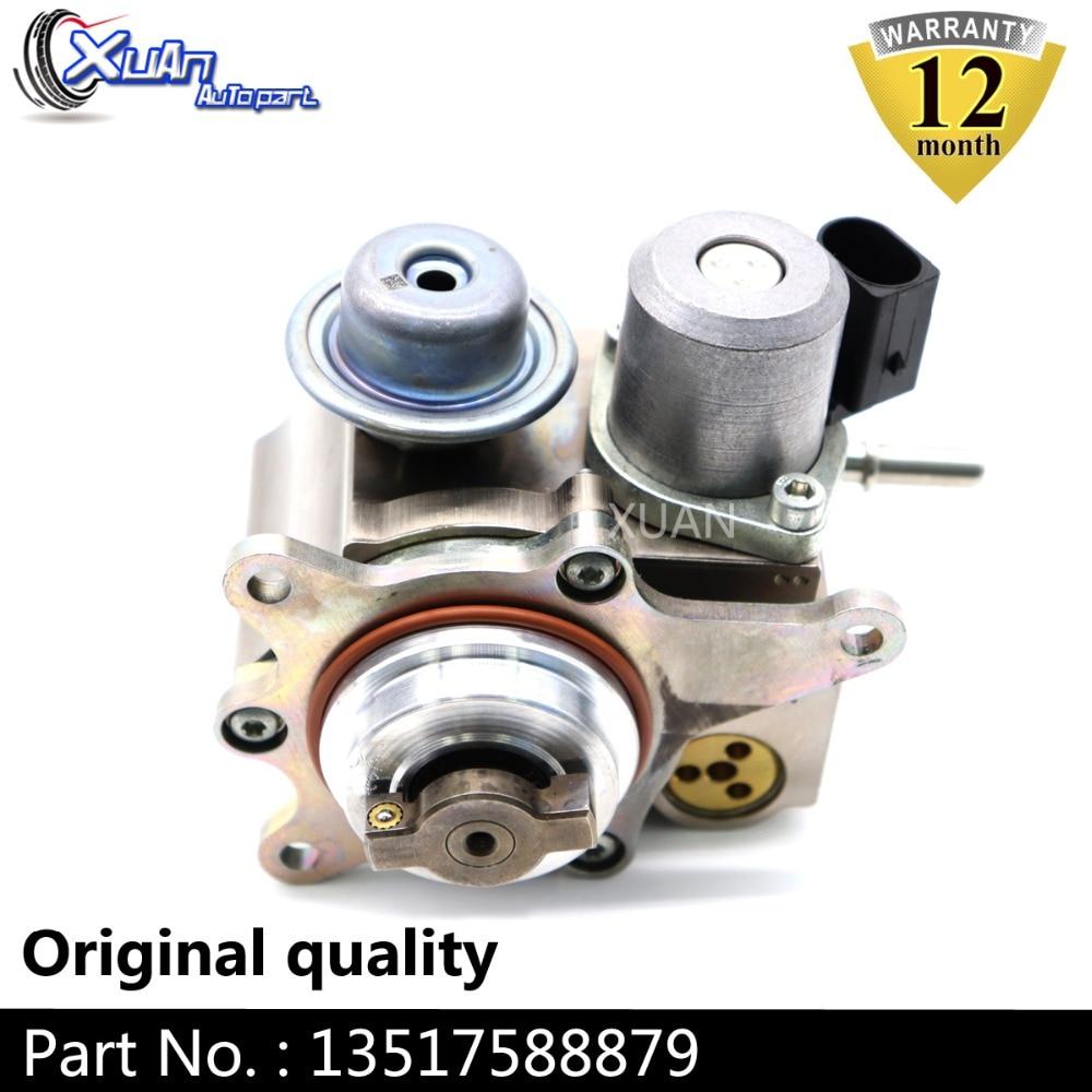 XUAN pompe à essence haute pression 13517588879 pour BMW MINI R55 R56 R57 R58 R59 1.6T Cooper pour Peugeot 207 308 3008 5008 1.6T