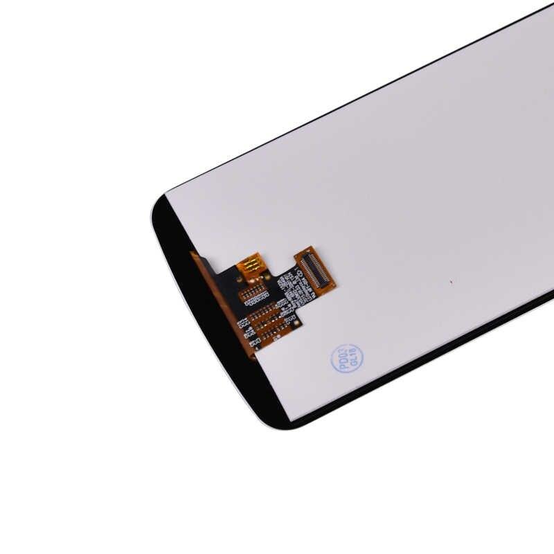 Oryginalne do lg K10 LTE K420N K430 K420 K430DS wyświetlacz LCD montaż digitizera ekranu dotykowego dla K10 telewizor z dostępem do kanałów K420 telewizor z dostępem do kanałów K10TV ekran lcd