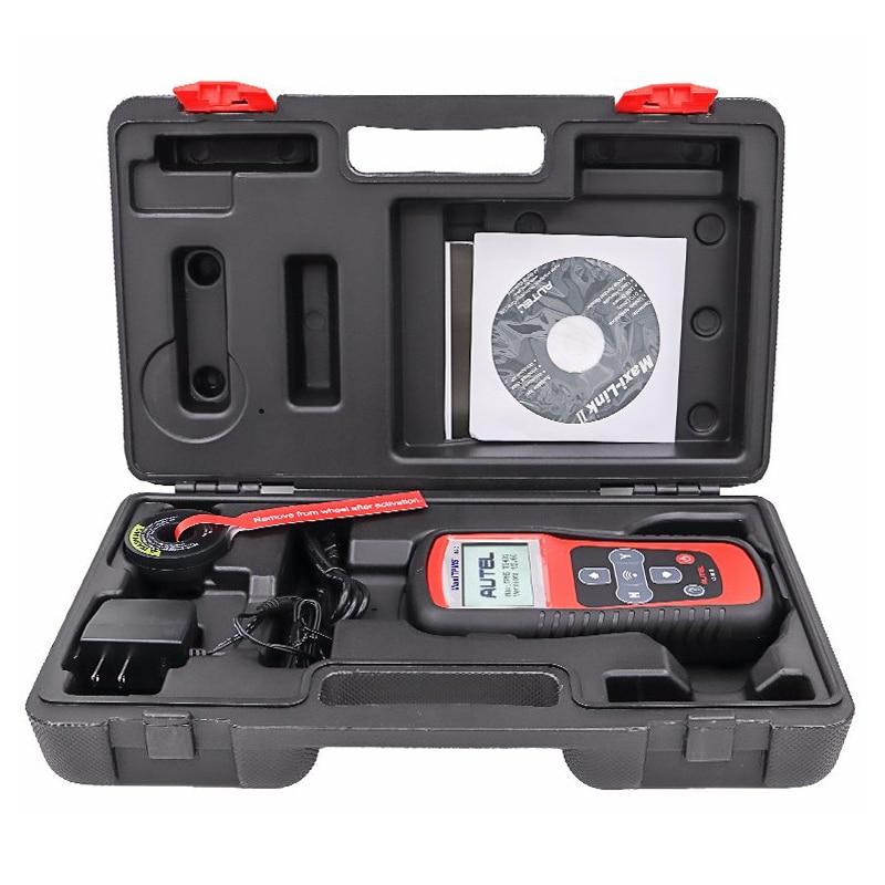 Image 5 - Autel TS401 TPMS Diagnostic Tool Copy ID 315mhz 433mhz Sensor Activation Programming Mx Sensor MaxiTPMS Tyre Pressure Tester