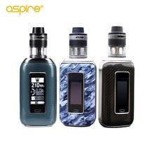Original aspire Aspire SkyStar Revvo kit electronic cigarette with 210W SkyStar Box Mod vape 2ml/36.ml Revvo Tank Vaporizer