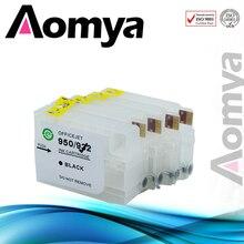 Пустой многоразового картридж для hp 932 933 для HP932 932XL для HP Officejet 7110 7610 6600 6700 6100 7612 принтеры с микросхемы
