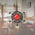 Подвесная люстра из стекла в стиле ретро для ресторана  гостиной