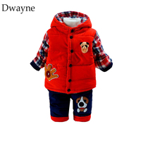 Newborn Baby Infant Girls Winter Costume Kids Jackets Clothing Set Suits Boys Coat Children Set Clothes Baby Toddler Set 3 Years