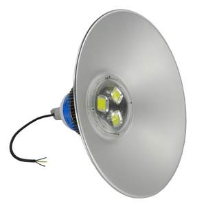 High-Bay-Light Warehouse-Lighting 200W LED Ac for Facotry Gas-Station Wide-Beam Angle