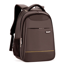 SHUAIBO Brand Waterproof School Backpack For Boys Men's Backpack 15 Inch