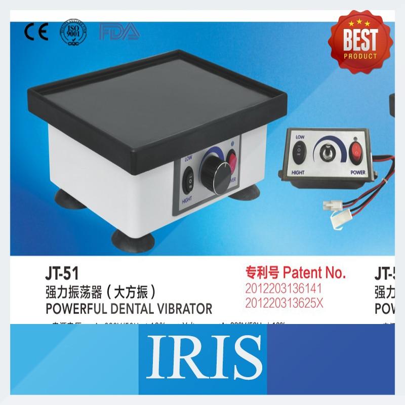 Dental Lab Instrument 110V/220V JT-51 Powerful Dental Lab Plaster Vibrator for Reducing Plaster Bubbles цена и фото
