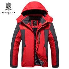 winter Large size 7XL 8XL 9XL jacket Men Plus velvet thickening Windbreaker jacket men's Hooded casual warm jacket coat 8828