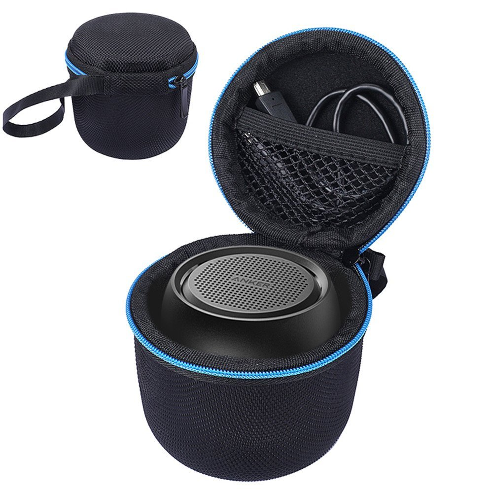 bilder für Neue Tragetasche Sleeve Tragbare Schutz Box Für Anker SoundCore mini Drahtlose Super-Tragbare Bluetooth-lautsprecher