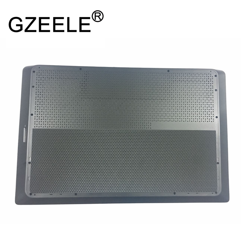 GZEELE NEW for HP OMEN 15-5000 Series 15.6 Laptop Bottom Cover Base 788598-001 46002Q04000 LOWER CASE original new 15 6laptop lower case for hp omen 15 5000 series bottom cover base shell 788598 001 empty palmrest 788603 001