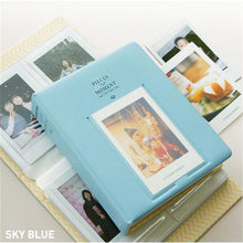 64 Pockets Photo Album Case Storage Wedding Photos Instant Picture Book Kids Birthday Gift
