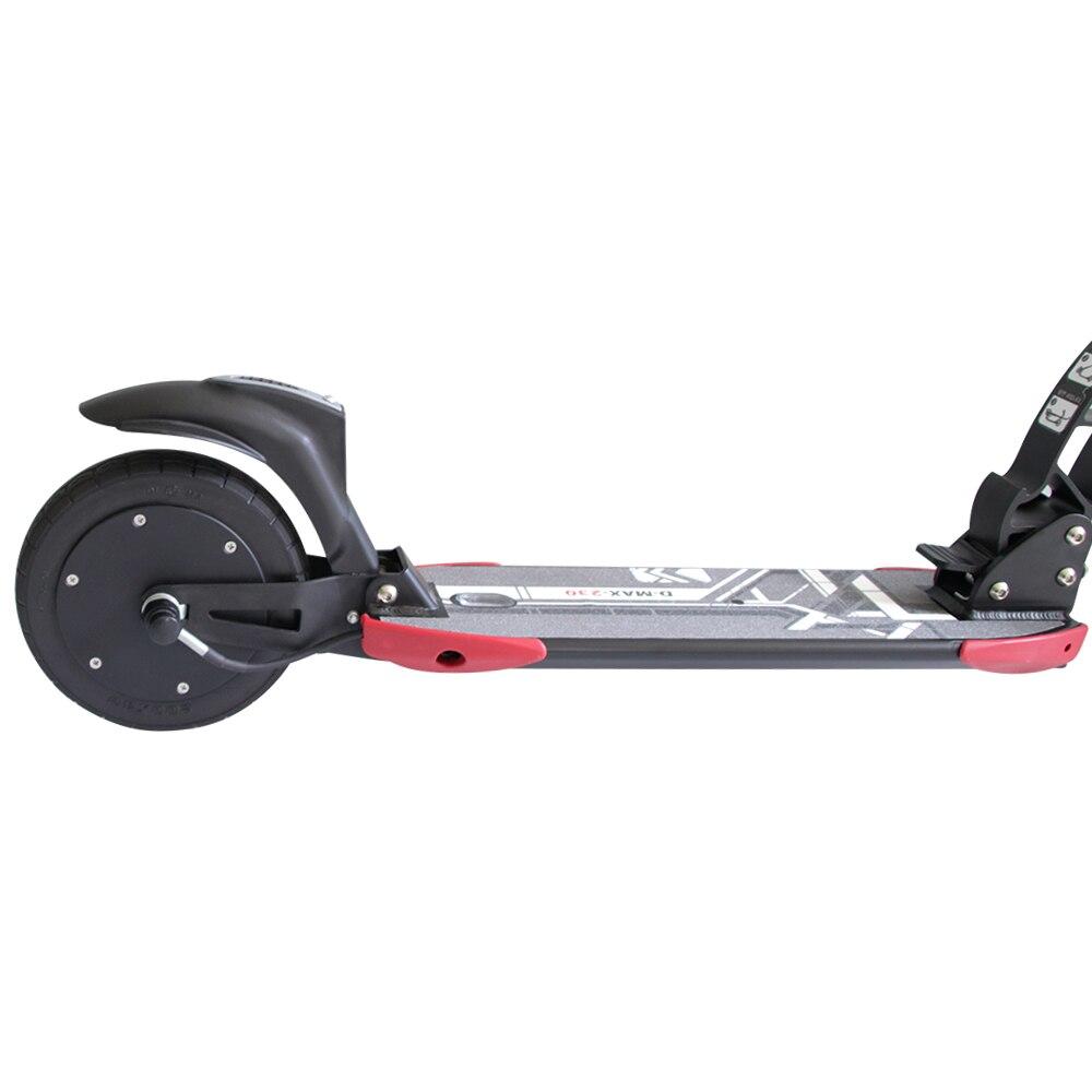 8 pouces iScooter trottinette électrique Intelligent Pliant Électrique longboard Hoverboard Planche À Roulettes 2 Roues Livraison gratuite - 5