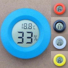 Mini Digital LCD Thermometer Hygrometer Humidity Temperature Indoor Meter Tester