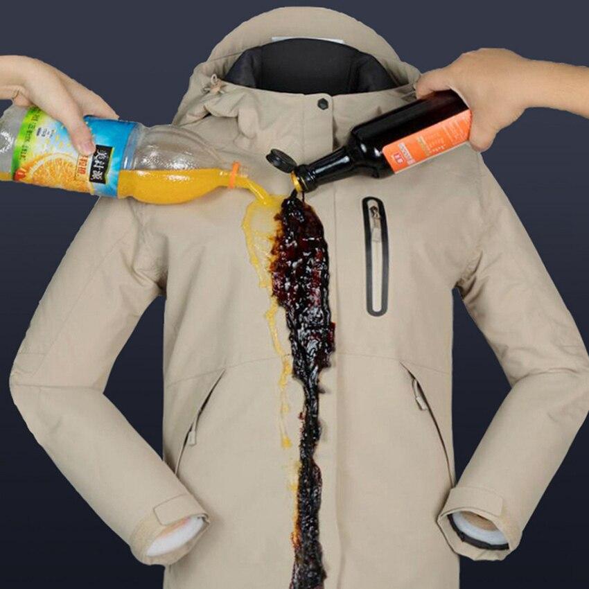 Femmes hiver USB chauffage randonnée veste extérieur épais polaire imperméable coupe-vent Camping Trekking escalade femelle manteaux MB133 - 2