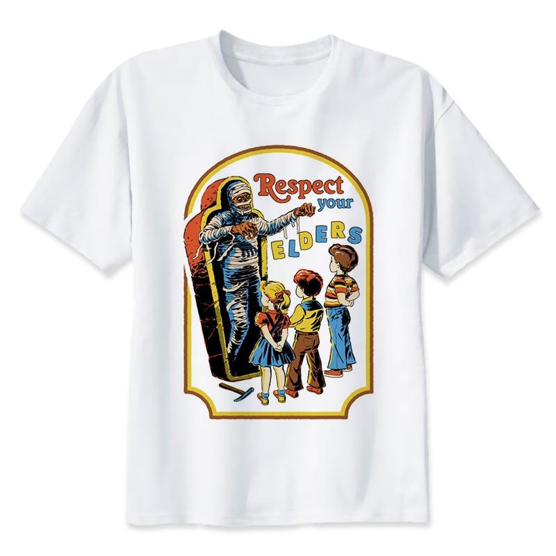 Top New Satan   T     Shirt   Demon Death Scary Evil Satanism Grim Reaper   T  -  shirt   Supernatural Man Women Tshirt American Horror Story