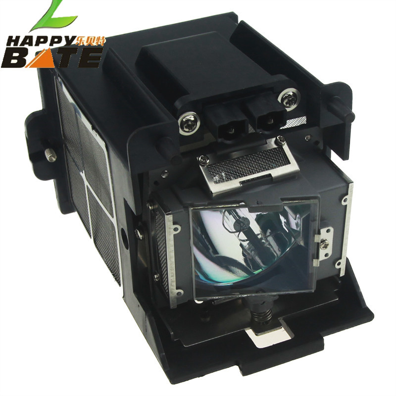 Compatible R9832752 Projector Bare Lamp with housing for Projector BARCO RLM W8 180Days Warranty happybate free shipping compatible projector lamp with housing r9832752 for barco rlm w8