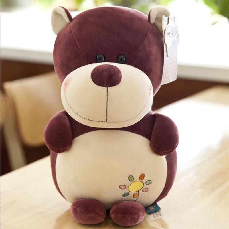 22cm/33cm Cute Soft Staffed Toys For Children Pig Rabbit Bear Plush Toys Childrens Gift