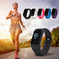 X7 Heart Rate Smart Band Watch Touch Screen Waterproof Wristbands Fitness Tracker Heart Rate Monitor Bracelet For Android IOS