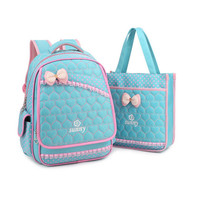 School Backpacks For Teenage Girls High Quality Pink School Bags Mochila Escolar Cartable Enfant Children Korean