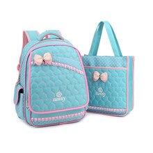 Школьные рюкзаки для девочек-подростков высокое качество розовый школьные сумки mochila эсколар cartable enfant детская корейский стиль книги мешок