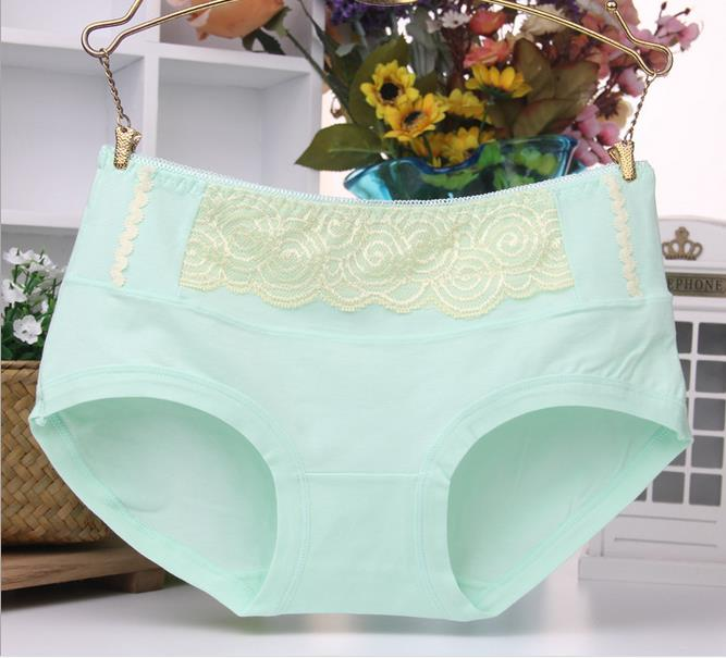 f567724cd20e KL53 Girls cotton lace intimate underwear sexy comfortable cute panties  ladies milk silk briefs-in women's panties from Underwear & Sleepwears on  ...