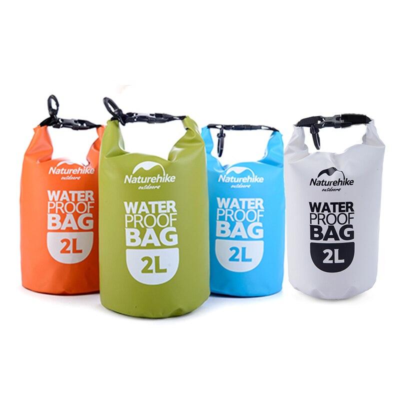 Naturehike 2L New Small Ultralight Rafting Bag Waterproof Bag Dry Bag NH15S222-D2L