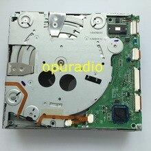 Тесты хорошее Alpine 6 компакт-диск механизм чейнджер DZ63G21A для Civci hyundai Mercedes N25-MN3840 автомобиль радио MP3 WMA тюнер